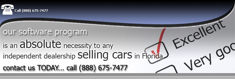 Temp Tags   Electronic Temporary Registration   Florida ETR